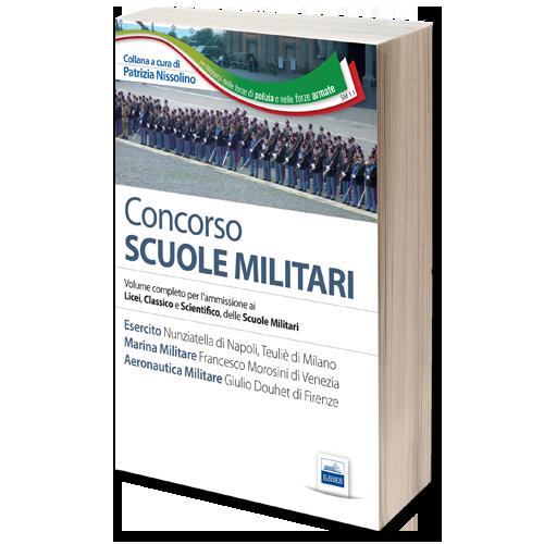 Libro Concorso Scuole Militari Esercito