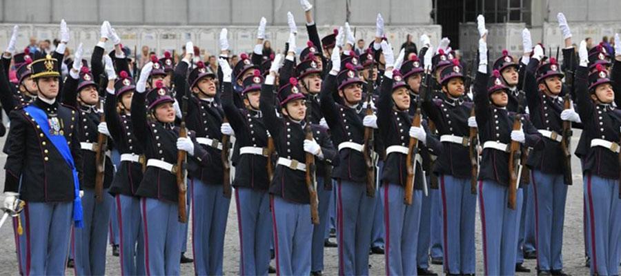 come entrare nelle scuole militare esercito