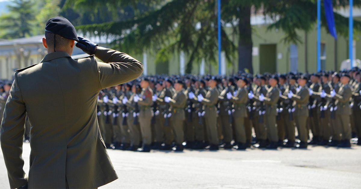 Come entrare nell'Esercito: ecco come arruolarsi nell'Esercito Italiano