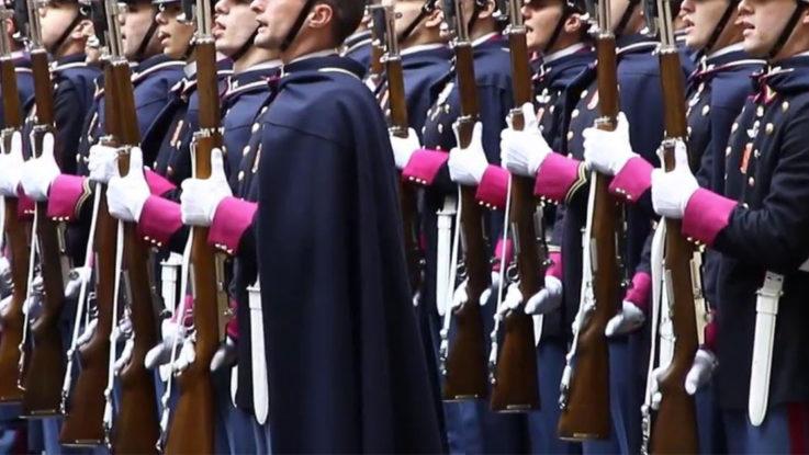 Concorso Ufficiali Esercito 2017