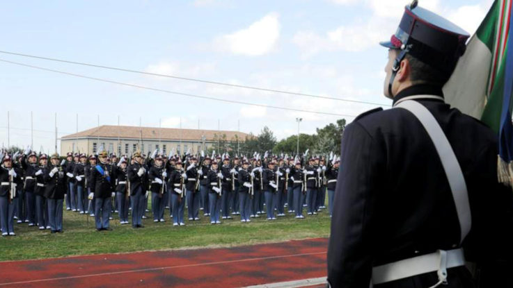 Concorso 63 Allievi Marescialli Esercito Interno 2017