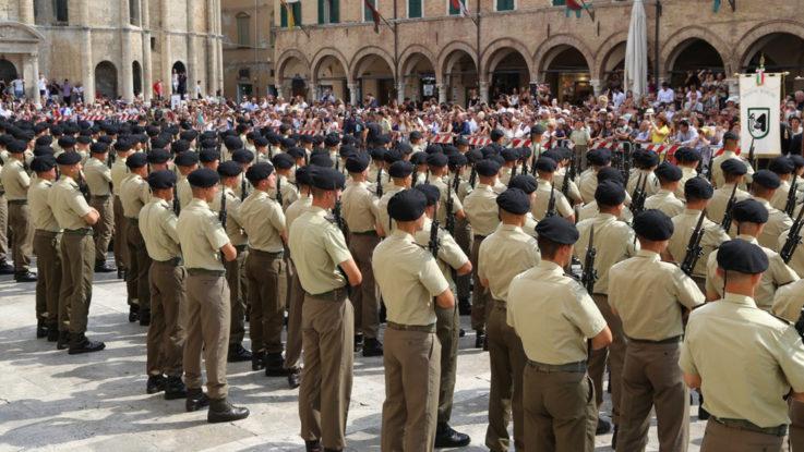 Precedenti Penali Concorso Esercito