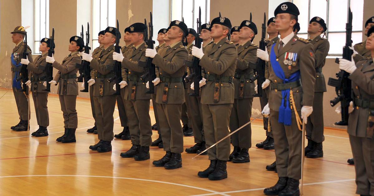 Concorso 60 AUFP Esercito 2019 - Bando