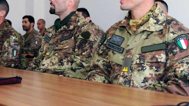 Concorso Interno 300 Sergenti Esercito 2017