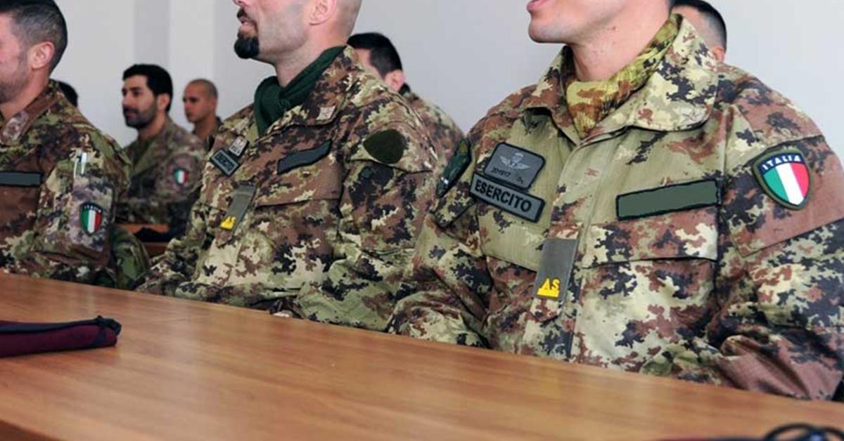 Concorso Interno 300 Sergenti Esercito 2017 - Bando