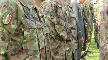 Uniforme Esercito