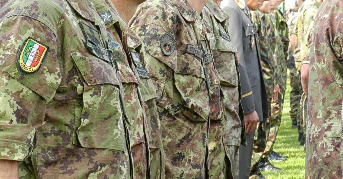 Uniforme Esercito: ecco tutte le divise militari dell'Esercito Italiano