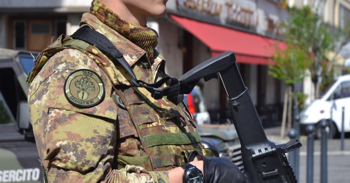Come diventare Granatiere dell'Esercito Italiano?