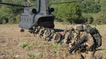 Tutte le specialità dell'Esercito Italiano