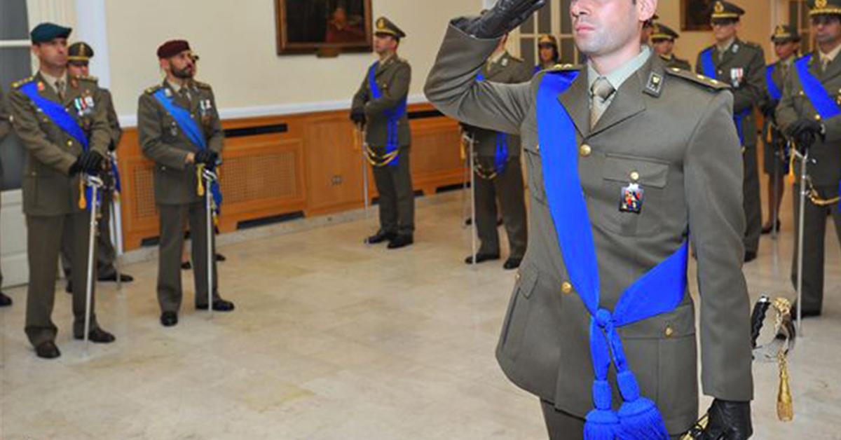 Concorso 24 Tenenti in SP Ruoli Normali Esercito 2018 - Bando