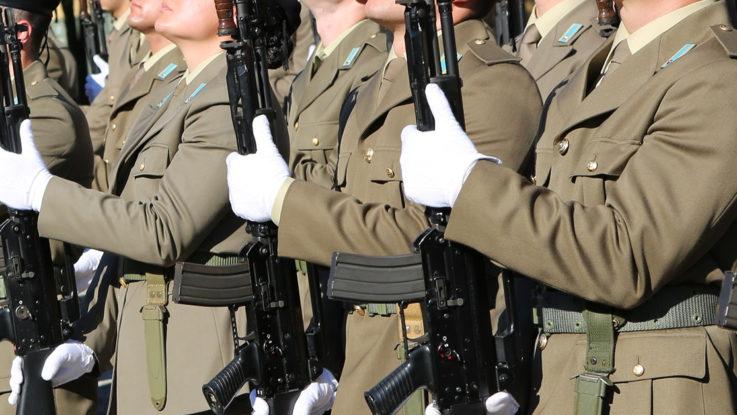 Concorso 8.000 VFP1 Esercito 2018