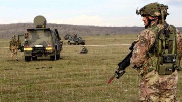 Concorsi per diplomati nell'Esercito Italiano
