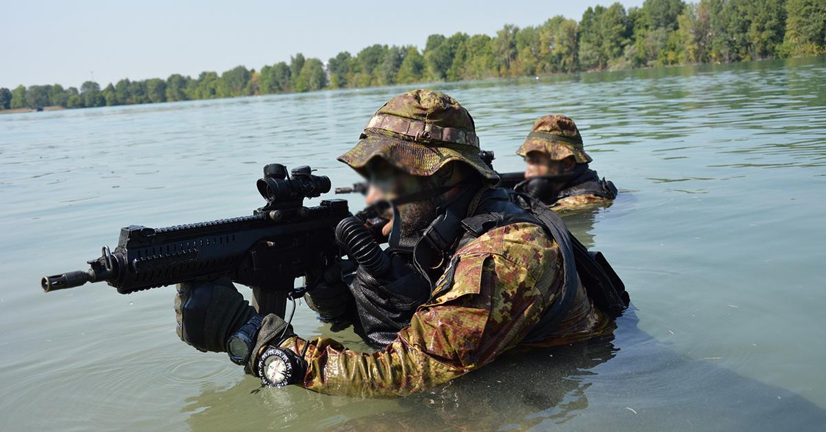 """Come entrare nel reggimento Lagunari """"Serenissima"""""""