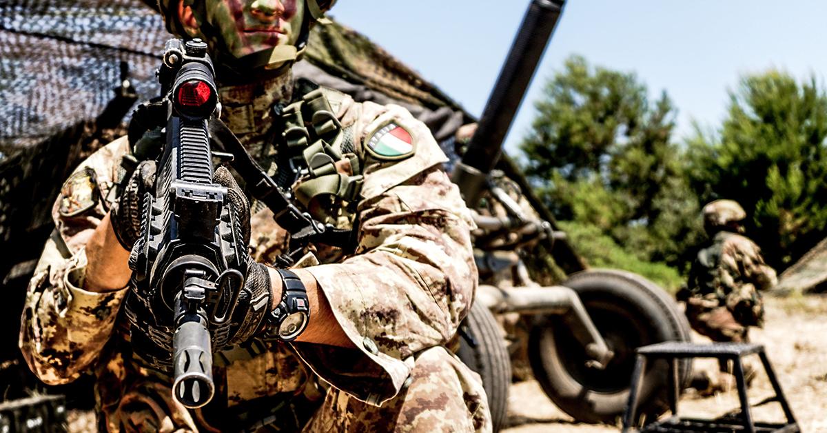 Bandi di Concorso Esercito per civili: ecco quali sono i concorsi Esercito aperti ai civili