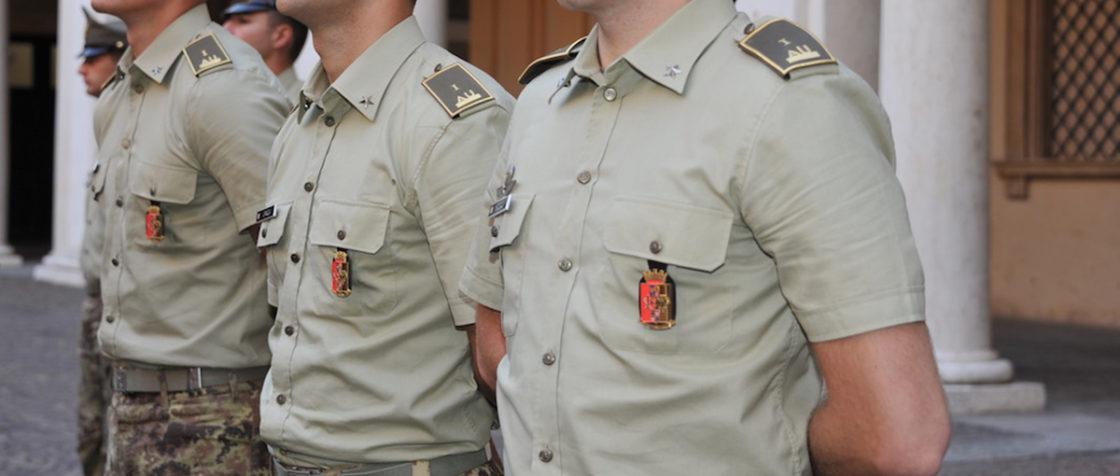 sbocchi di carriera Accademia Esercito