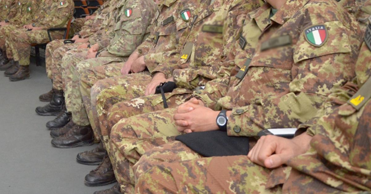 Concorso Interno 300 Sergenti Esercito 2018 - Bando