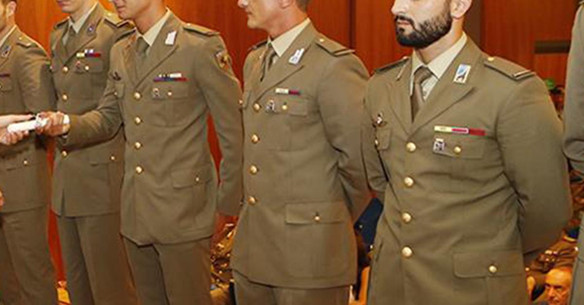 Concorso 63 Allievi Marescialli Esercito Interno 2019 - Bando
