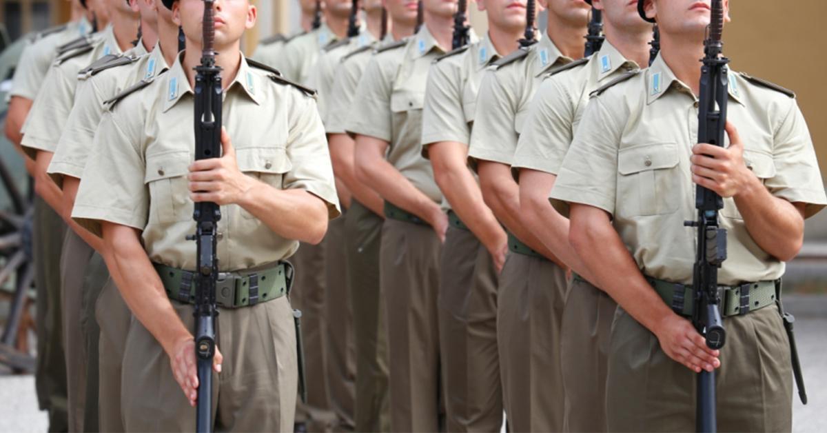 Concorso 7.000 VFP1 Esercito 2020 (1°, 2°, 3°, 4° Blocco) - Bando