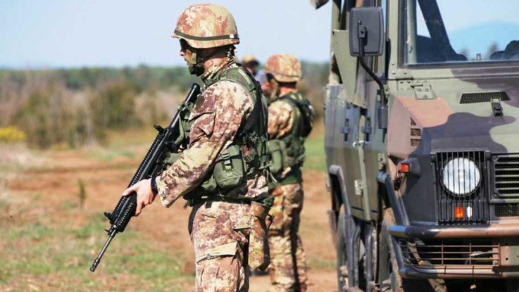 Concorso Interno Straordinario 3.889 Marescialli Esercito 2019