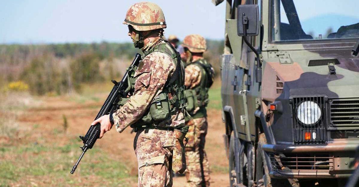 Concorso Interno Straordinario 3.889 Marescialli Esercito 2019 - Bando