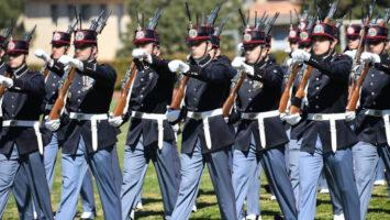 Concorso 129 Allievi Marescialli dell'Esercito 2019