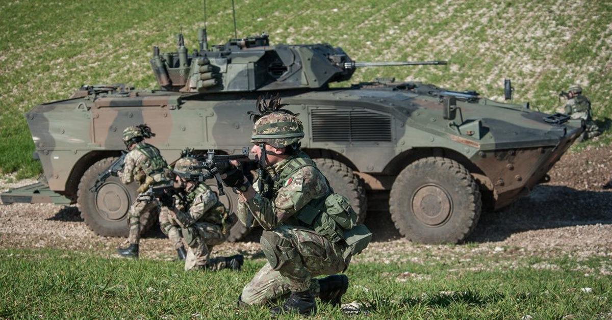 Concorso 1.065 VFP4 Esercito 2019 - Bando