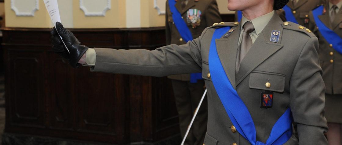 Concorso 20 Tenenti in SP Ruoli Normali Esercito 2019