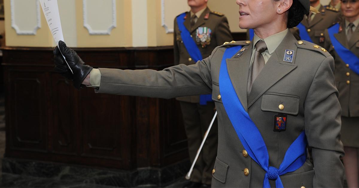 Concorso 20 Tenenti in SP Ruoli Normali Esercito 2019 - Bando