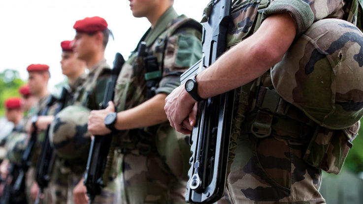 Concorsi Esercito con licenza media