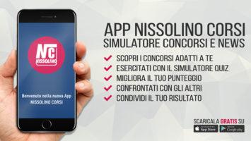 App Nissolino Corsi