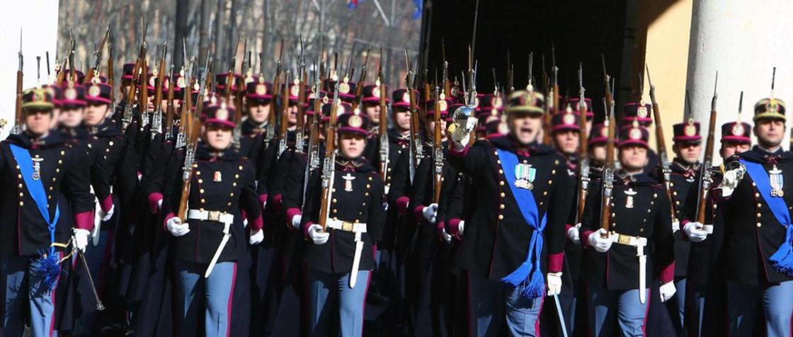 Concorso Accademia Esercito 2020